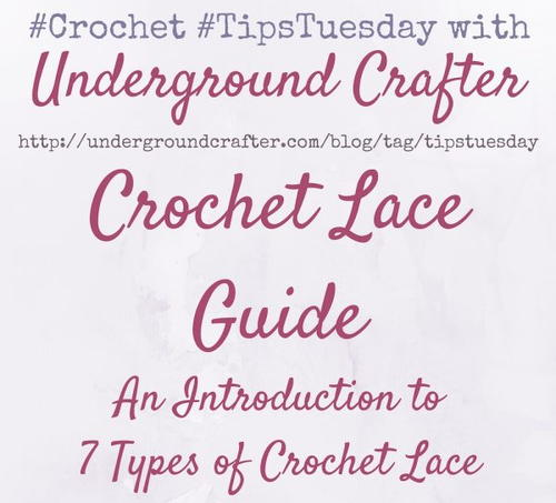 Crochet Lace Guide