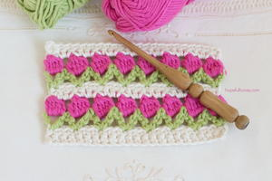 Crochet The Tulip Stitch