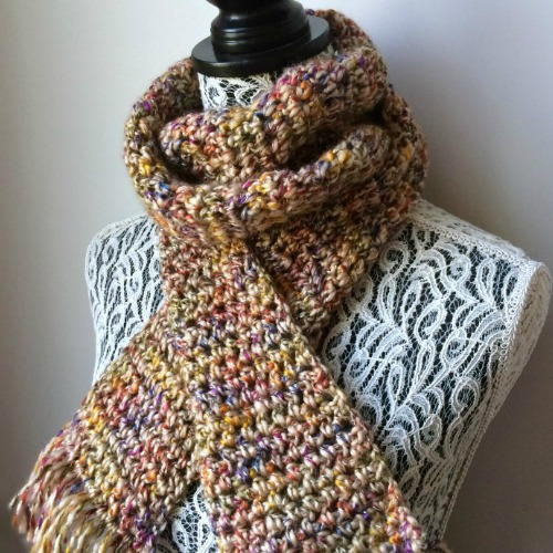 Earth Element Scarf