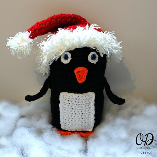 Adult Christmas Penguin