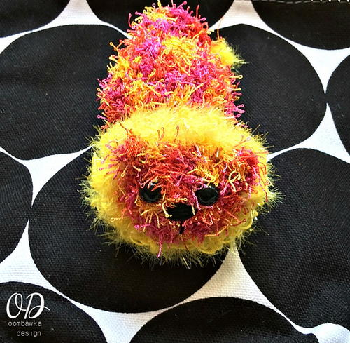 Cosmo the Little Lion Amigurumi_1