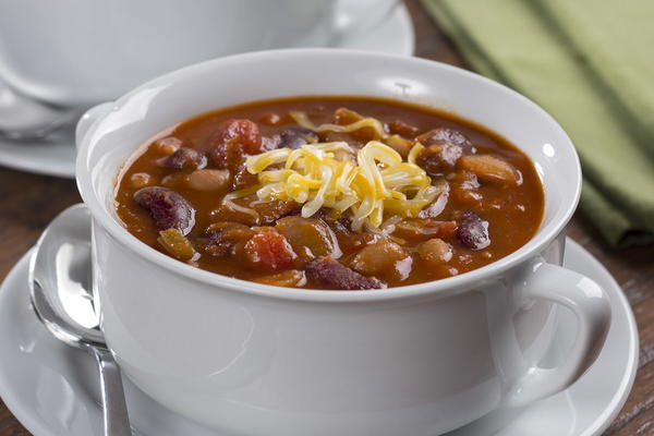 Use Your Bean Chili
