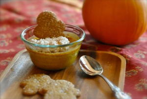 Cracker Barrel Pumpkin Custard Copycat