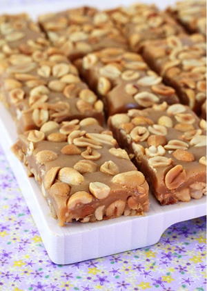 Copycat Payday Candy Bar Recipe