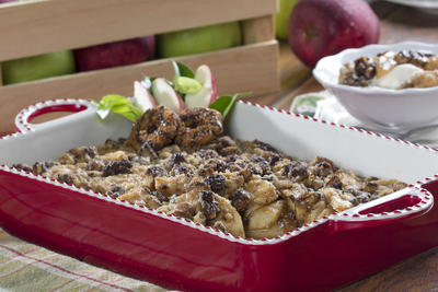Apple Cookie Cobbler