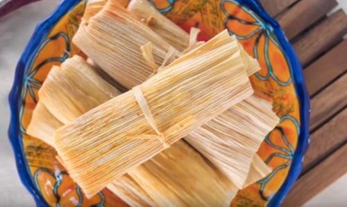 Papas Old Mexican Tamale Recipe