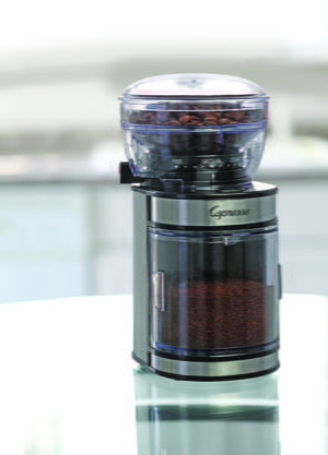 Capresso Cool Grind Spice and Coffee Grinder Giveaway