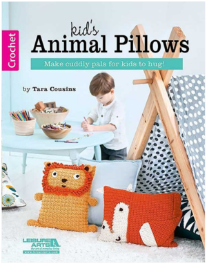 Kid's Animal Pillows Book Review