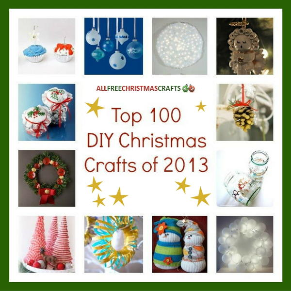 Top 100 diy christmas crafts of 2013 diy christmas ornaments top 100 diy christmas crafts of 2013 diy christmas ornaments homemade christmas decorations solutioingenieria Images