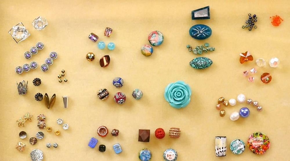 different types and uses of beads