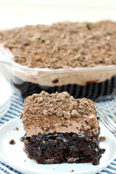 Death By Chocolate Poke Cake Recipelion Com