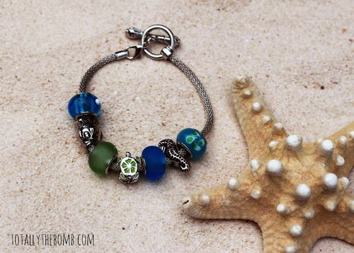 Nautical Knock-off Bracelet Pattern