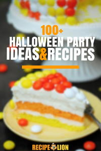 100+ Halloween Recipes: A Monstrous Menu