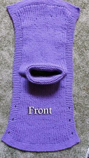 Child's Knit Poncho Pattern (Free)   AllFreeKnitting.com