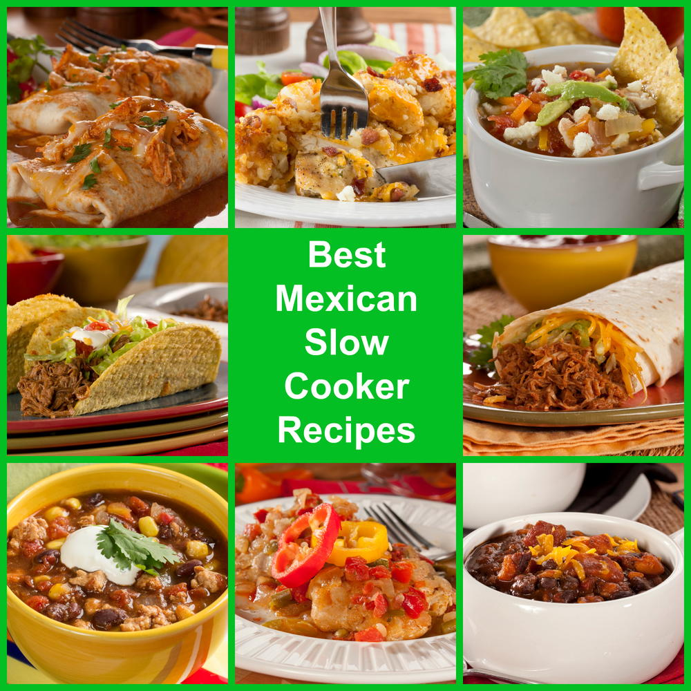 18 Best Mexican Slow Cooker Recipes