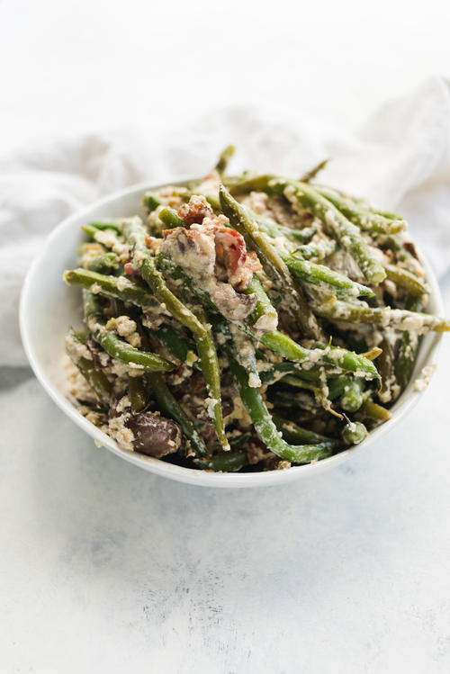 Addies Green Bean Casserole