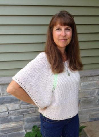 Indian Summer Knitted Top