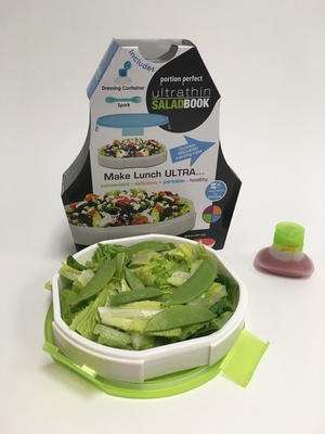 Smart Planet Ultrathin SaladBook Storage Set Giveaway