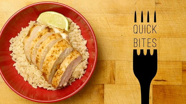 5-Ingredient Honey Lime Chicken