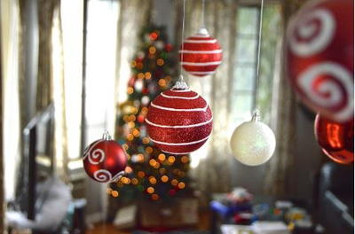 Floating Ornament DIY Christmas Craft
