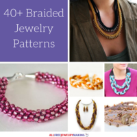 40+ Braided Jewelry Patterns: How to Kumihimo, Fishtail Braid, Box Braid and More