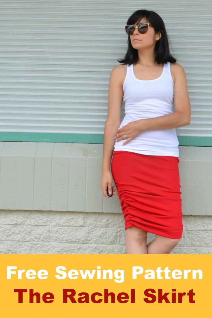 Rachel Skirt Pattern Allfreesewing Com