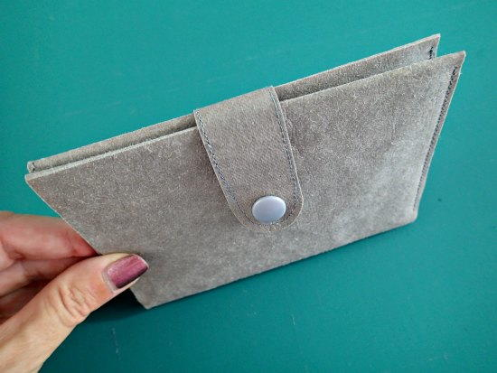 Minimalist Kraft Tex Wallet Allfreesewing Com