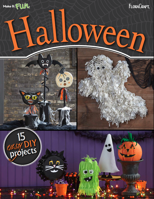 Halloween Craft Ideas 15 Easy DIY Projects