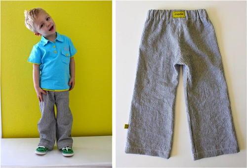 Basic Comfy Kids Pants