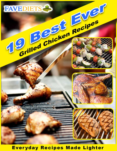 19 Best Ever Grilled Chicken Recipes Free eCookbook