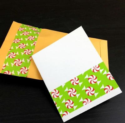 Instant DIY Christmas Cards