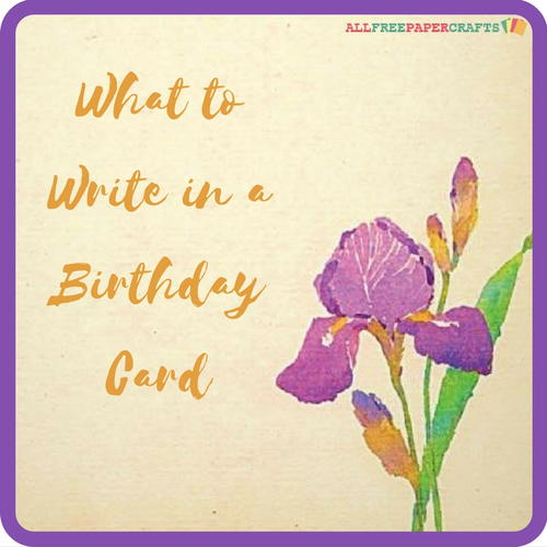 What to Write in a Birthday Card – Pornographic Birthday Cards
