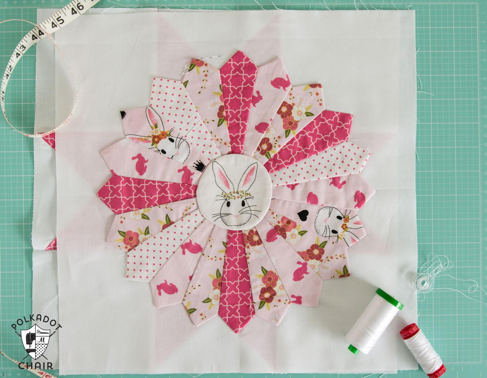 Simple Dresden Block Tutorial Favequilts Com