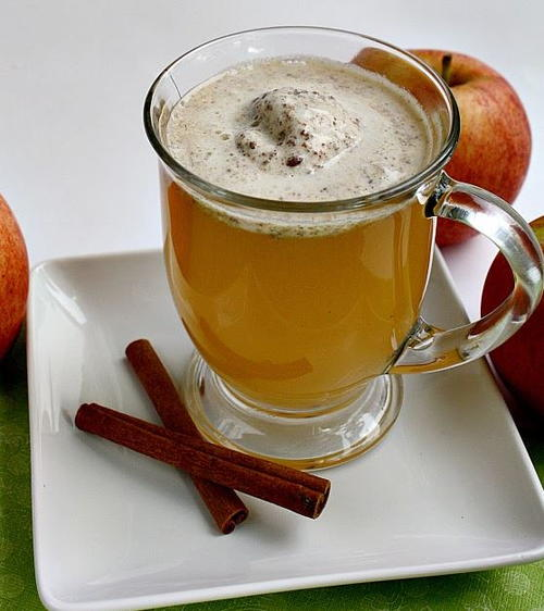 Hot Apple Pie Sipper