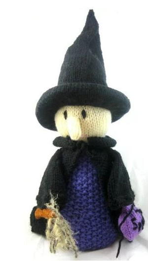 15 Knit Halloween Decorations Allfreeknitting Com