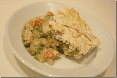 Over-the-Top Chicken Pot Pie Casserole