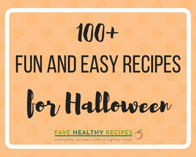 100 Fun and Easy Recipes for Halloween