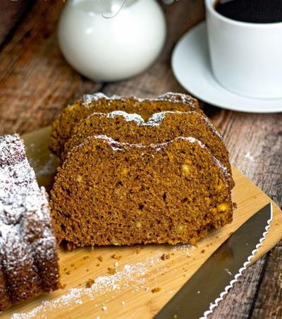 Down East Pumpkin Bread