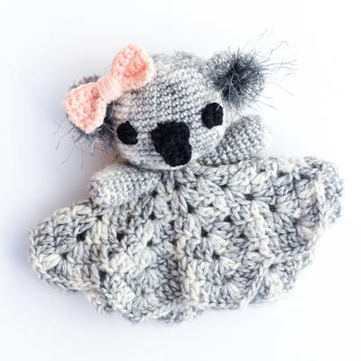 Cuddly Crochet Koala Baby Shower Gift Idea