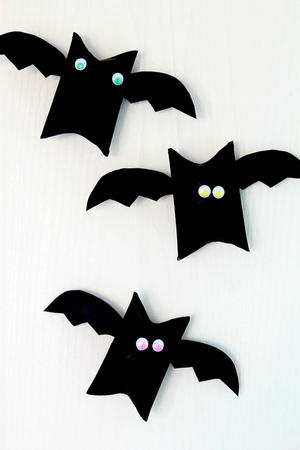 Bat Diy Wall Decoration