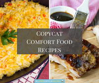 22 Copycat Comfort Food Recipes
