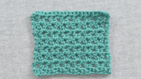 Crochet V Stitch Video Tutorial