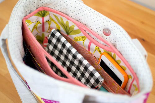 Handy Purse Organizer Pattern
