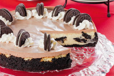 Cookies n Cream Cheesecake