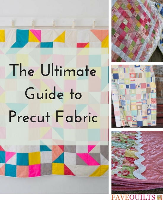 The Ultimate Guide to Precut Fabric