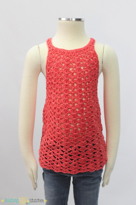 Crochet Summer Tank Pattern Allfreecrochet Com