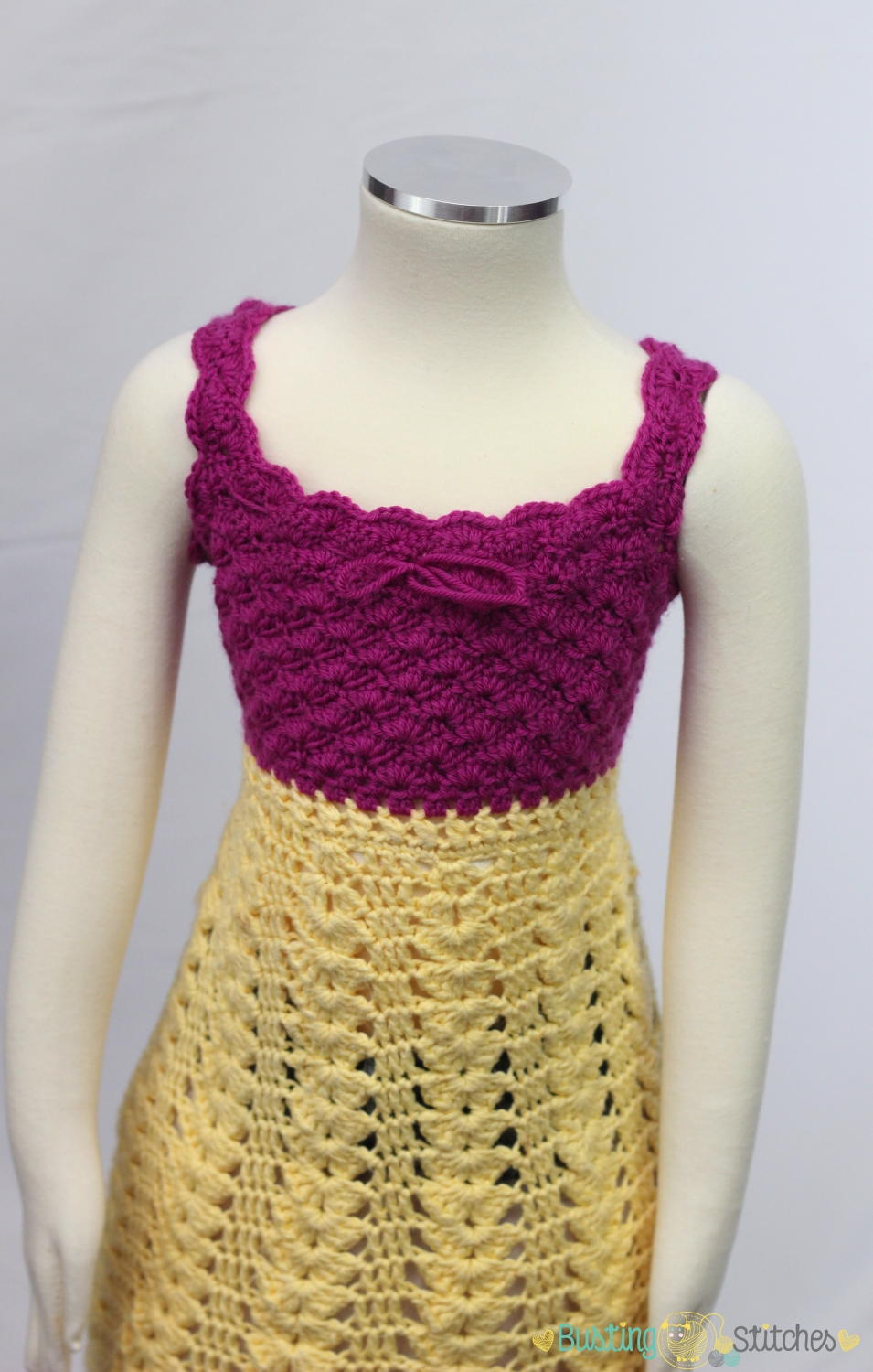 Spring Crochet Dress Pattern Allfreecrochet