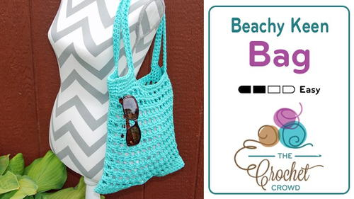 Beachy Keen Tote Bag