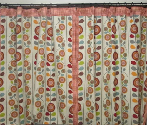 Easy Lined Curtains Tutorial