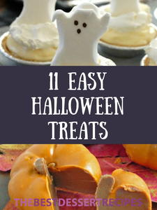 Trick or Treat! 11 Easy Halloween Treats